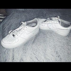 COPY - COPY - ALL WHITE AF1s